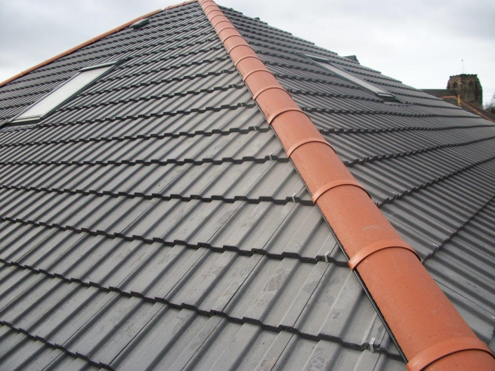 Strip Amp Re Tile Birmingham Roofing Services