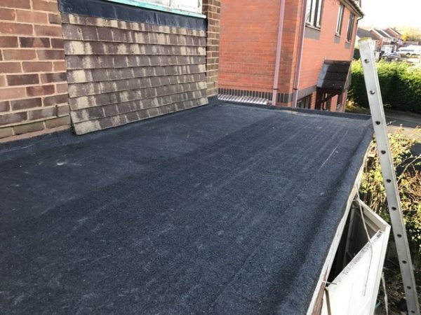 Domestic Flat Roof – Sutton Coldfield