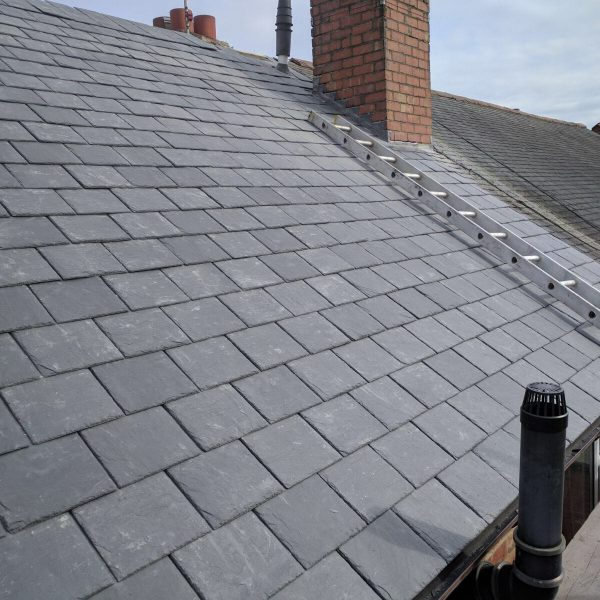 Natural Slate Roof Soffits Fascia In Coventry