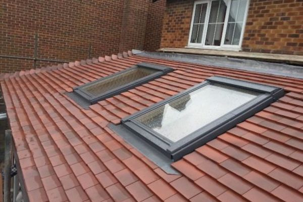 Velux Window Fitting Birmingham Roofing Services