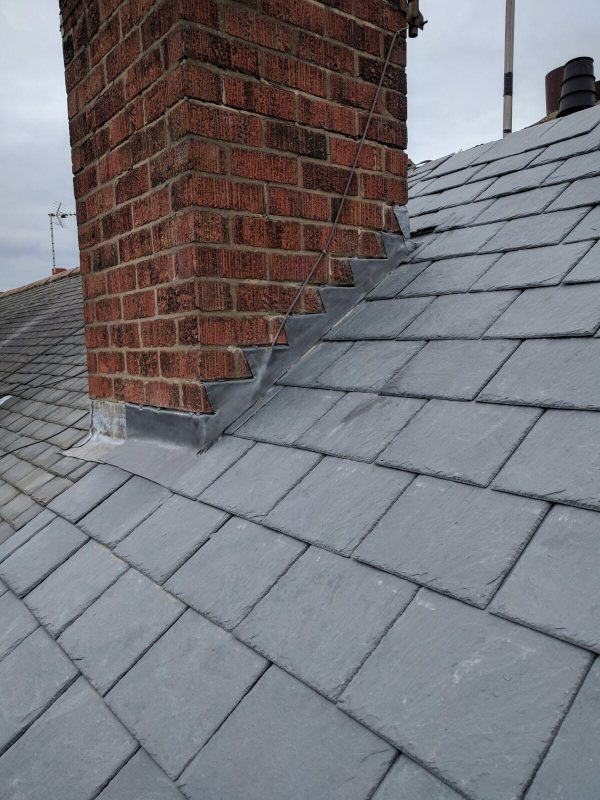Natural Slate Roof, Soffits, Fascia in Coventry