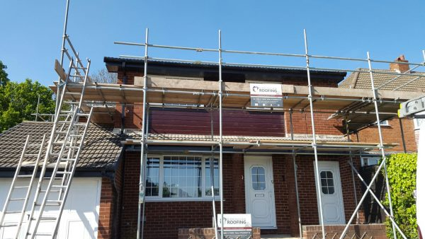 New Fascia's, Soffit's, Rainwater Goods and Shiplap in Castle Bromwich
